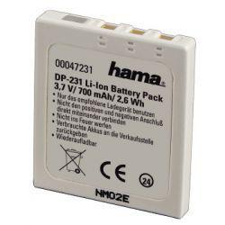 Hama akumulator - zamiennik NP40 ( Fuji, Benq, Kodak, Samsung )