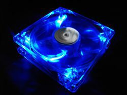 AAB Cooling Super Silent Fan 9 Blue LED