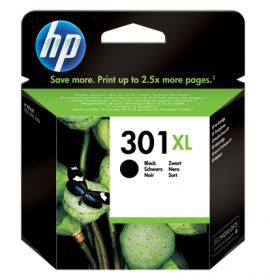 HP No. 301 XL czarny