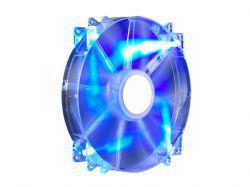 CoolerMaster Mega Flow 200x200x30 12V niebieski