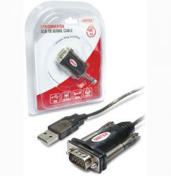 Unitek USB - RS-232 1.4m