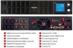 CyberPower PR2200ELCDRTXL2U