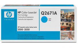 Toner HP Q2671A błękitny
