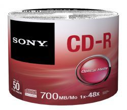 CD-R SONY 50 szt