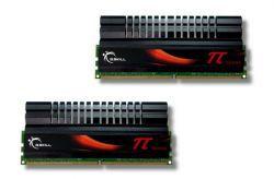 G.SKILL PI-Black 4GB [2x2GB 800MHz DDR2 CL4 DIMM]