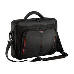 Targus Classic+  Clamshell Case 18'' czarno-czerwona
