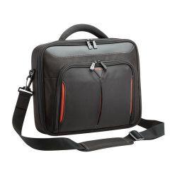 Targus Classic+ Clamshell Case 15,6'' czarno-czerwona