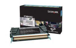 Toner Lexmark X746H1KG czarny