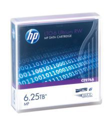 HP Taśma LTO-6 Ultrium 6.25TB RW Data Cartridge