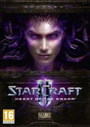 StarCraft II: Heart of the Swarm (PC) Blizzard