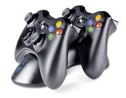 Stacja dokująca z akumulatorami - ładowarka Bridge dla Xbox 360, USB/230V
