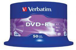 DVD+R Verbatim 50 szt