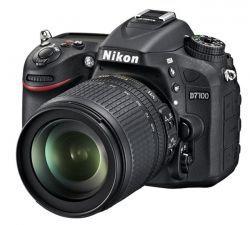 Nikon D7100 + obiektyw 18-105VR