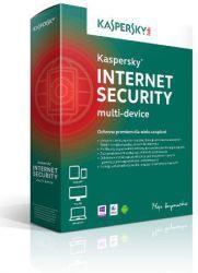 Kaspersky Internet Security multi-device BOX 2 - Desktop - licencja na rok