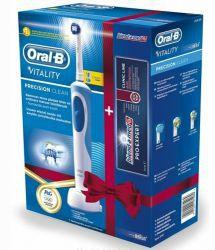 Oral-B D12 Precision Clean w zestawie pasta