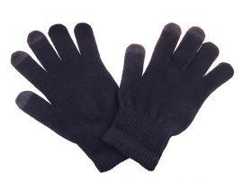Natec rękawiczki do ekranów dotykowych czarne