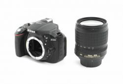 Nikon D5300 + obiektyw 18-105VR
