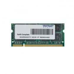 Patriot 4GB [1x4GB 800MHz DDR2 CL6 SODIMM]