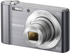 Sony Cyber-Shot DSC-W810 Srebrny