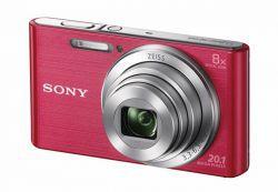 Sony Cyber-Shot DSC-W830 Różowy