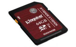 Kingston SDXC 64GB