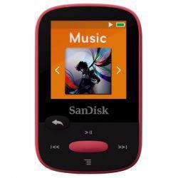 SanDisk Sansa Clip Sports 8GB różowa