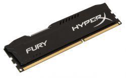 HyperX Fury Black 8GB [1x8GB 1600MHz DDR3 CL10DIMM]