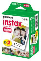 Fuji Instax mini film 2 pac