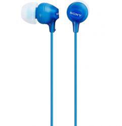 Sony MDR-EX15AP Niebieska