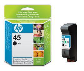 HP No. 45 czarny [42ml]