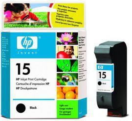 HP No. 15 czarny [25ml]