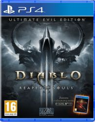 Diablo III Reaper of Souls - Ultimate Evil Edition (PS4)