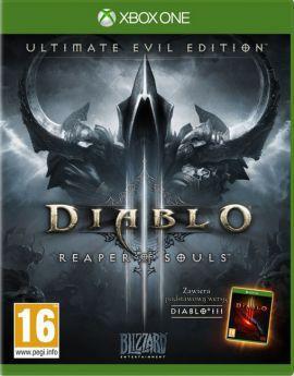 Diablo III Reaper of Souls - Ultimate Evil Edition (XONE)