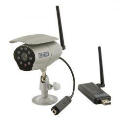4World SECURITY Bezprzewodowy zestaw CCTV