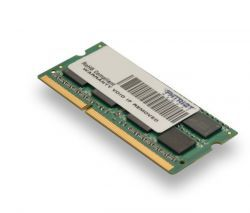 Patriot 2GB [1x2GB 1333MHz DDR3 CL9 SODIMM]