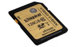 Kingston Ultimate SDXC 128GB