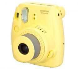 Fuji Instax Mini 8 żółty