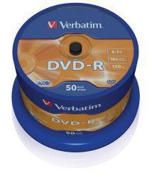 DVD-R Verbatim 50szt