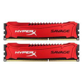 HyperX Savage Red XMP 16GB [2x8GB 2400MHz DDR3 CL11 DIMM]