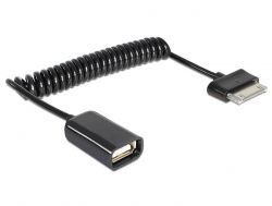 Delock adapter USB - Samsung OTG 30 PIN 0.2-0.6m