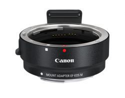 Canon adapter EF-EOS M