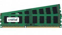Crucial 16GB [2x8GB 2133MHz DDR4 CL15 Dual Rank DIMM]