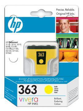 HP No. 363 żółty