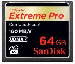 SanDisk Extreme Pro CF 64GB