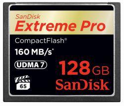 SanDisk Extreme Pro CF 128GB