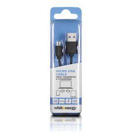 Whitenergy micro USB 0.3m