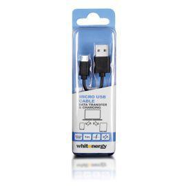 Whitenergy micro USB 1.0m