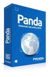 Panda Internet Security 2015 Multi Device 2 - desktop + 1 android - licencja na rok
