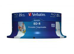 BD-R Verbatim 25GB Printable Datalife 25szt