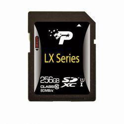 Secure Digital (SDXC) 256GB Patriot LX